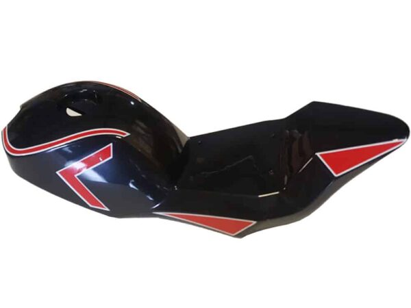 MotoTec GP Pocket Bike - Seat Body Red
