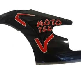 MotoTec GT Pocket Bike - Left Fairing Red