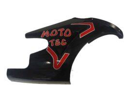 MotoTec GT Pocket Bike - Right Fairing Red