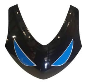 MotoTec Pocket Bike - Front Fairing Blue