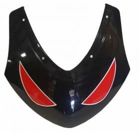 MotoTec Pocket Bike - Front Fairing Red