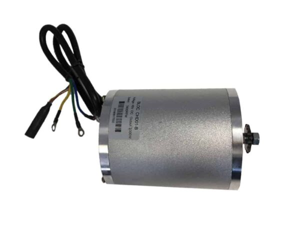 MotoTec 2000w Scooter - Electric Motor