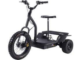 MotoTec Electric Trike 48v 1200w