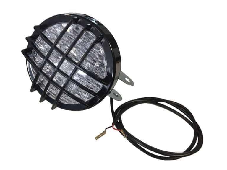 MotoTec Fatboy Headlight
