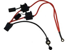 UberScoot 1000w/1600w Battery Wire Kit