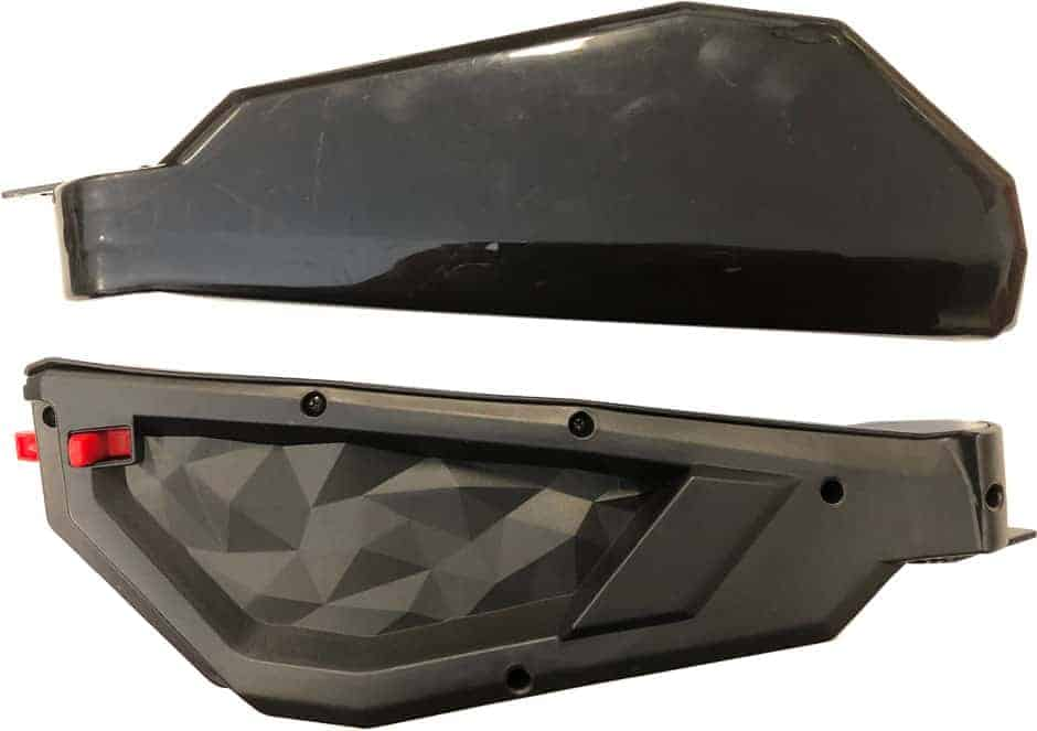 Mini Moto Black UTV Left Door_2