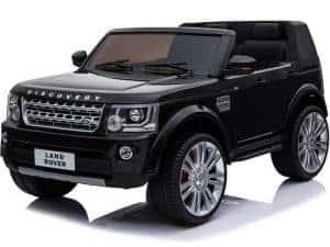 Mini Moto Land Rover Discovery 12v Black (2.4ghz RC)