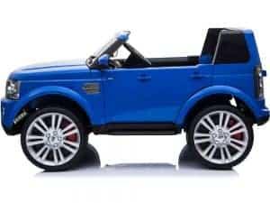 Mini Moto Land Rover Discovery 12v Blue (2.4ghz RC)_2