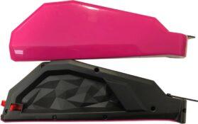 Mini Moto Pink UTV Left Door_2