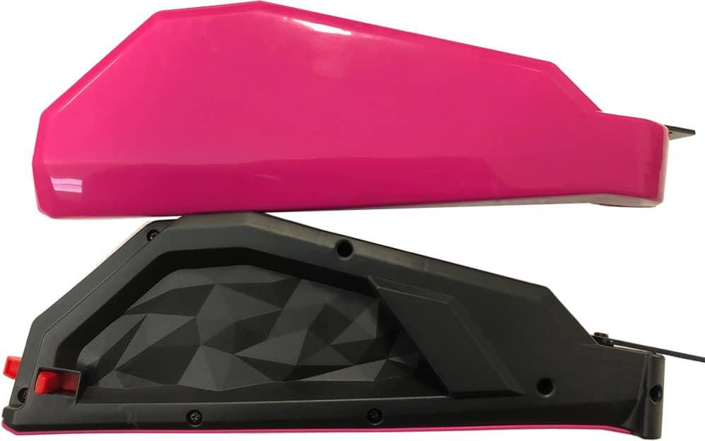 Mini Moto Pink UTV Right Door