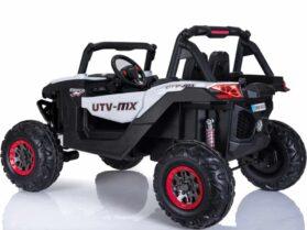 Mini Moto UTV 2x4 12v White (No RC)_2