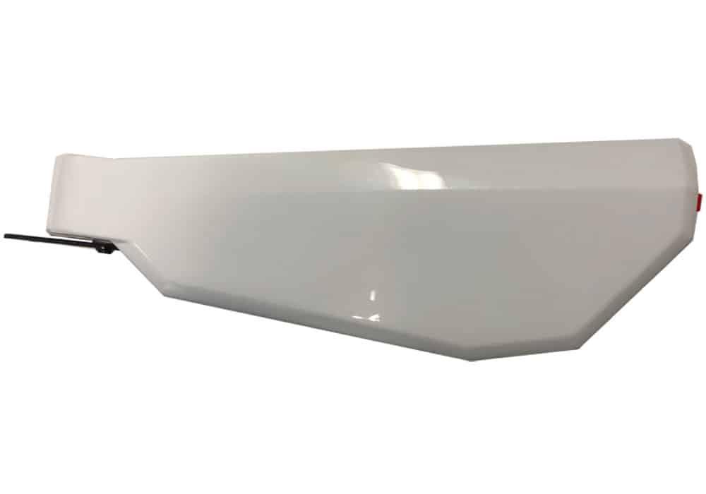 Mini Moto White UTV Left Door