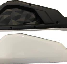 Mini Moto White UTV Left Door_2