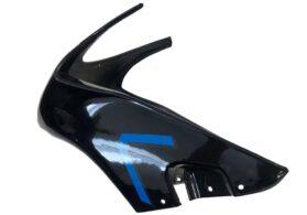 MotoTec Electric Pocket Bike Front Fairing Blue