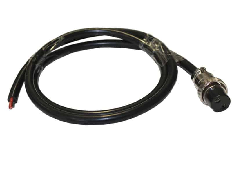 MotoTec Electric Trike-Wire Harness (2-Prong) Female