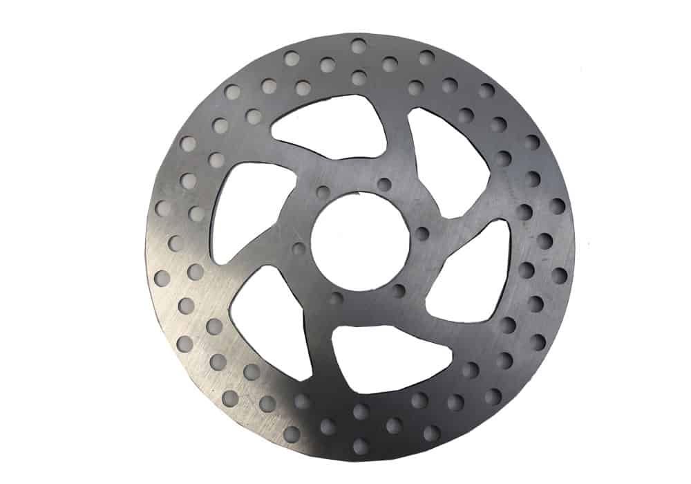 MotoTec Knockout Brake Disc