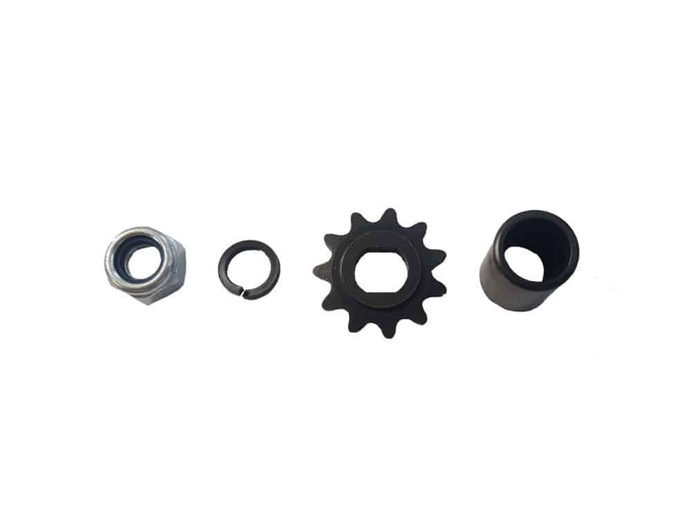 MotoTec 36v Dirt Bike - Drive Sprocket 11T Kit