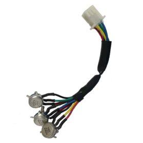 MotoTec 36v Pro Electric Dirt Bike Adjustment Knobs