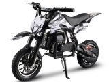 MotoTec 49cc GB Dirt Bike Black