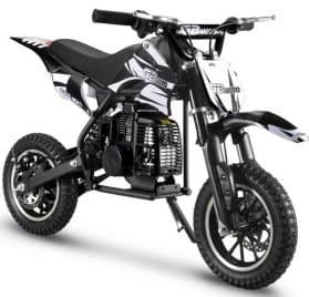 MotoTec 49cc GB Dirt Bike Black_3