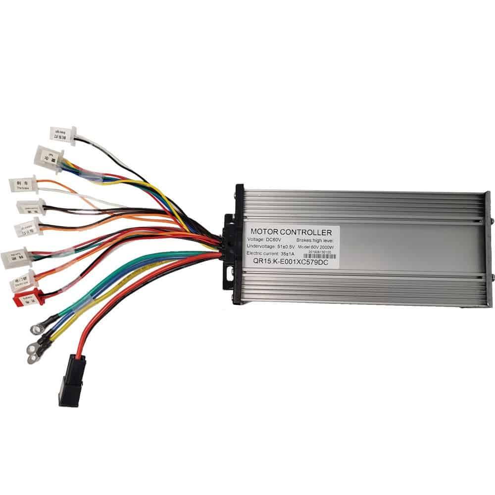 MotoTec Chaos 60v 2000w Controller
