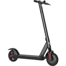 MotoTec City Pro 36v 8ah 350w Lithium Electric Scooter Black-3