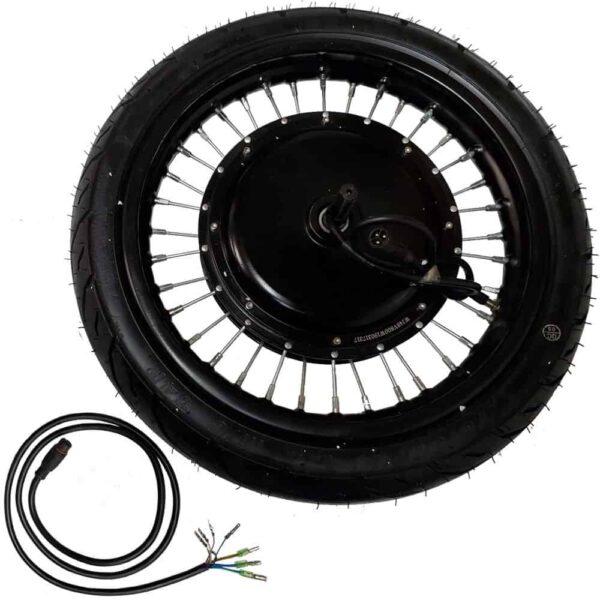 MotoTec Drifter 500w - 48v Hub Motor Wheel