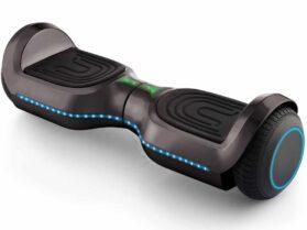 MotoTec Hoverboard 24v 6.5in Wheel L17 Pro Black