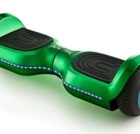 MotoTec Hoverboard 24v 6.5in Wheel L17 Pro Green