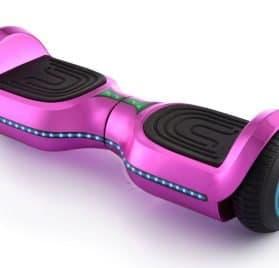 MotoTec Hoverboard 24v 6.5in Wheel L17 Pro Pink