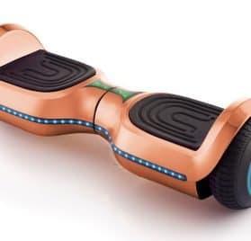 MotoTec Hoverboard 24v 6.5in Wheel L17 Pro Rose Gold