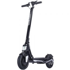 MotoTec Mad Air 36v 10ah 350w Lithium Electric Scooter Grey