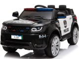 MotoTec Police Car 12v Black (2.4ghz RC)
