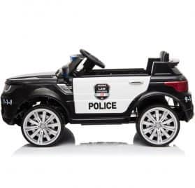 MotoTec Police Car 12v Black (2.4ghz RC)_3