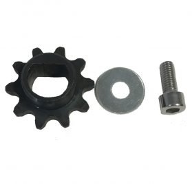 MotoTec Pro Dirt Bike - Drive Sprocket 10T Kit