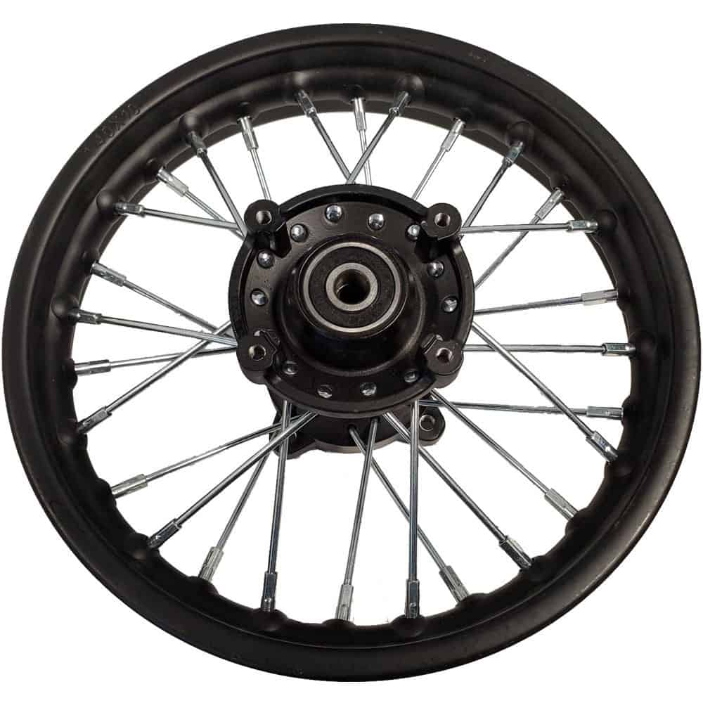 MotoTec Pro Dirt Bike Rear Rim 11 inch