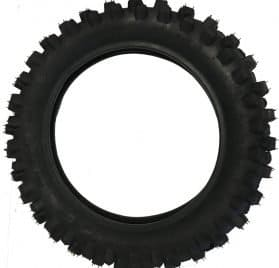 MotoTec Pro Dirt Bike Rear Tire 80/100-10