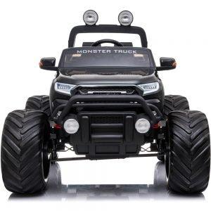 MotoTec Monster Truck 4x4 12v Black (2.4ghz)_2