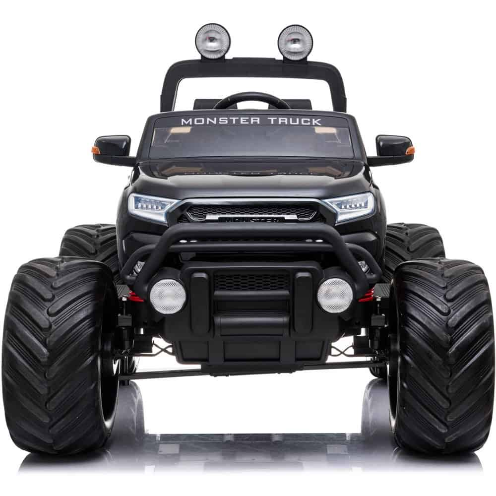 MotoTec Monster Truck 4x4 12v Black (2.4ghz)_2