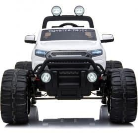 MotoTec Monster Truck 4x4 12v White (2.4ghz)_2