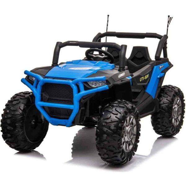 MotoTec UTV 4x4 Reaper 12v Blue (2.4ghz RC)