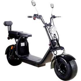 MotoTec Knockout 60v 2000w Lithium Electric Scooter Black_6