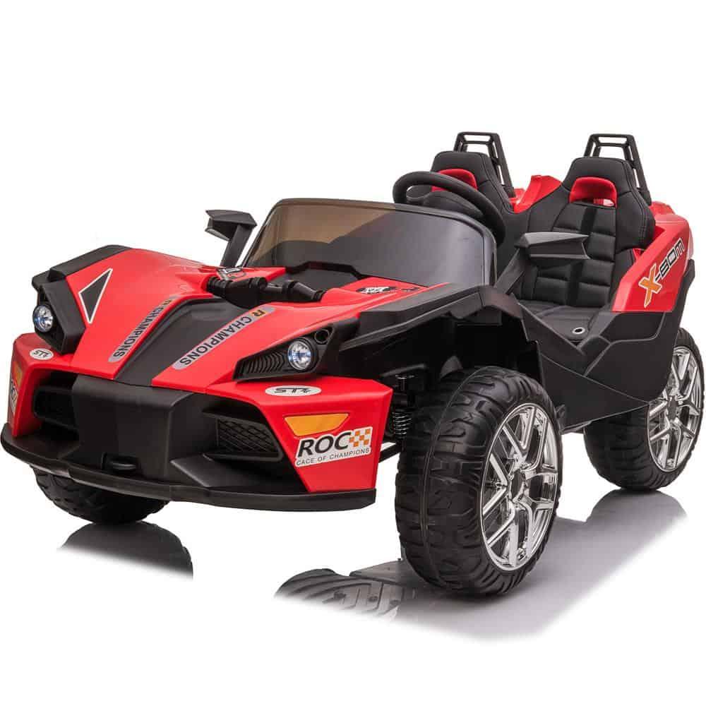 MotoTec Slingshot 12v Kids Car Red (2.4ghz RC)