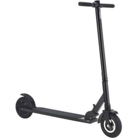 Say Yeah 350w Lithium Electric Scooter Black_2