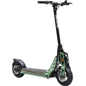 MotoTec Free Ride 48v 600w Lithium Electric Scooter Green_2