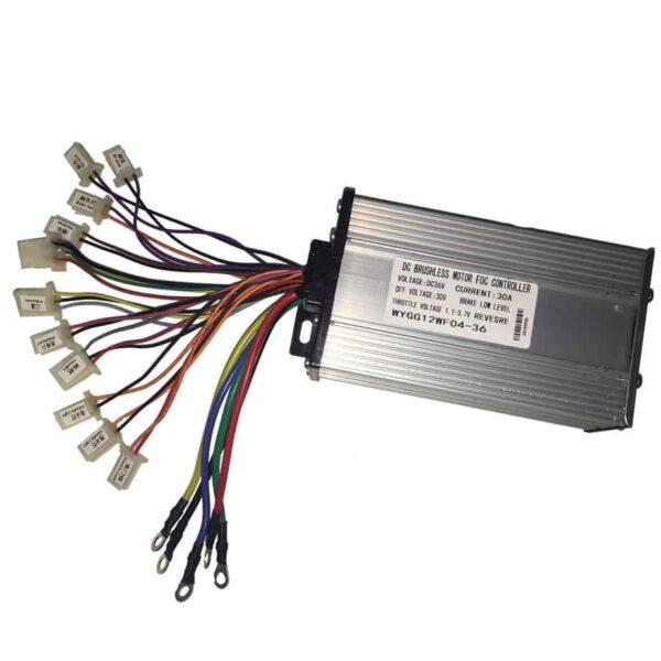 MotoTec 36v 500w Renegade Controller