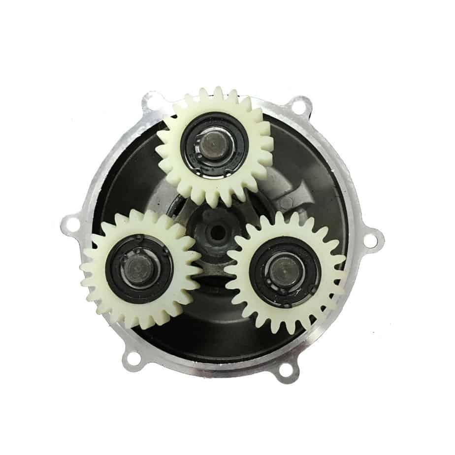 MotoTec 36v 500w Renegade Motor Case Differential