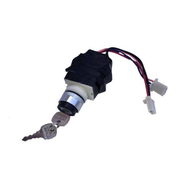 MotoTec 36v Maverick Go Kart-36v Key Switch