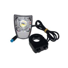 MotoTec 48v 700w Folding Trike Headlight/Horn