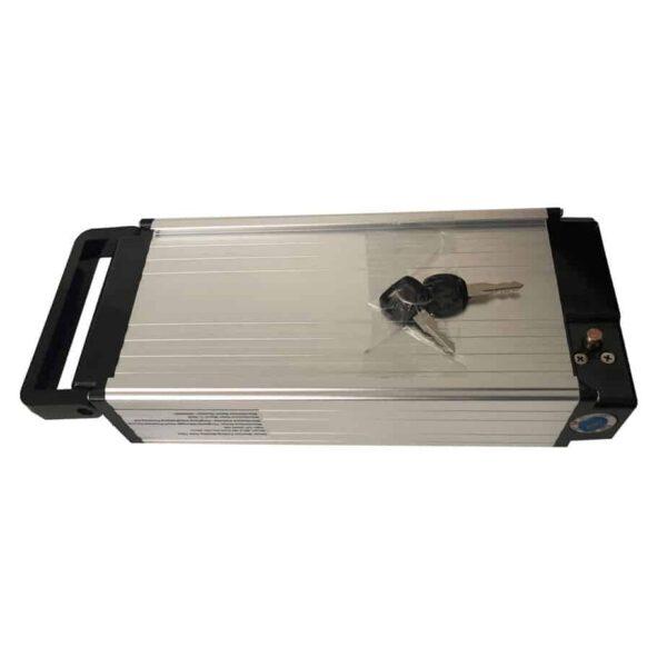 MotoTec 48v 700w Folding Trike Lithium Battery